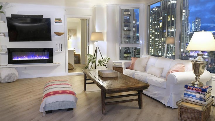 1506 388 DRAKE STREET - Yaletown Apartment/Condo for sale, 3 Bedrooms (R2542186)
