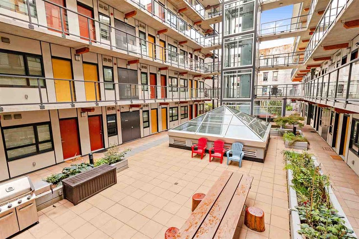204 138 E HASTINGS STREET - Downtown VE Apartment/Condo for sale, 1 Bedroom (R2542190)