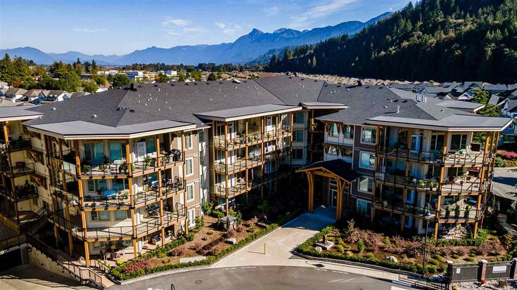 208 45746 KEITH WILSON ROAD - Sardis East Vedder Rd Apartment/Condo for sale, 2 Bedrooms (R2542236)