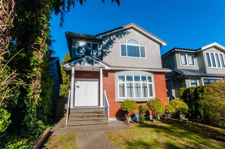 4323 W 14TH AVENUE - Point Grey House/Single Family for sale, 5 Bedrooms (R2542239)