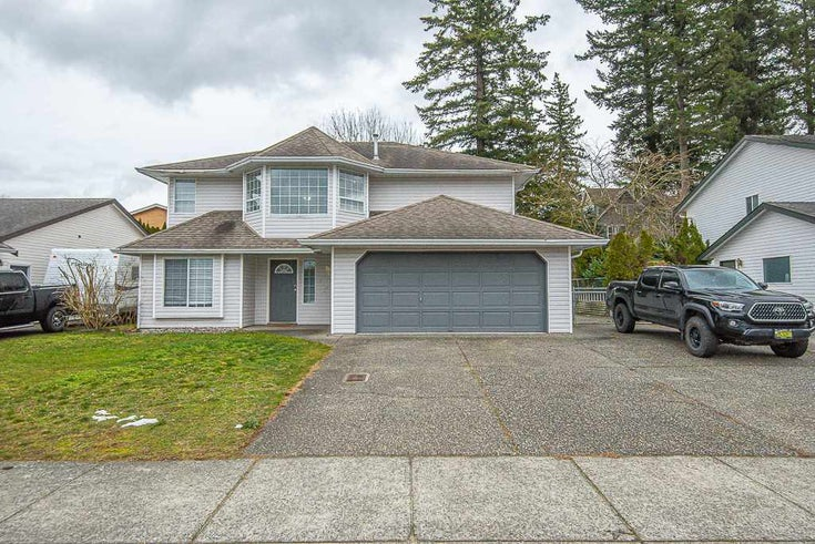 5904 WILKINS DRIVE - Sardis West Vedder Rd House/Single Family for sale, 4 Bedrooms (R2542281)