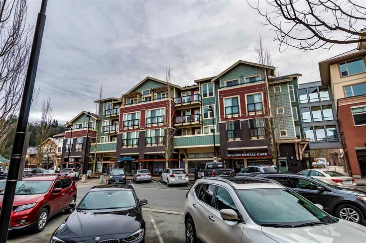 402 45530 MARKET WAY - Vedder S Watson-Promontory Apartment/Condo for sale, 1 Bedroom (R2542305)