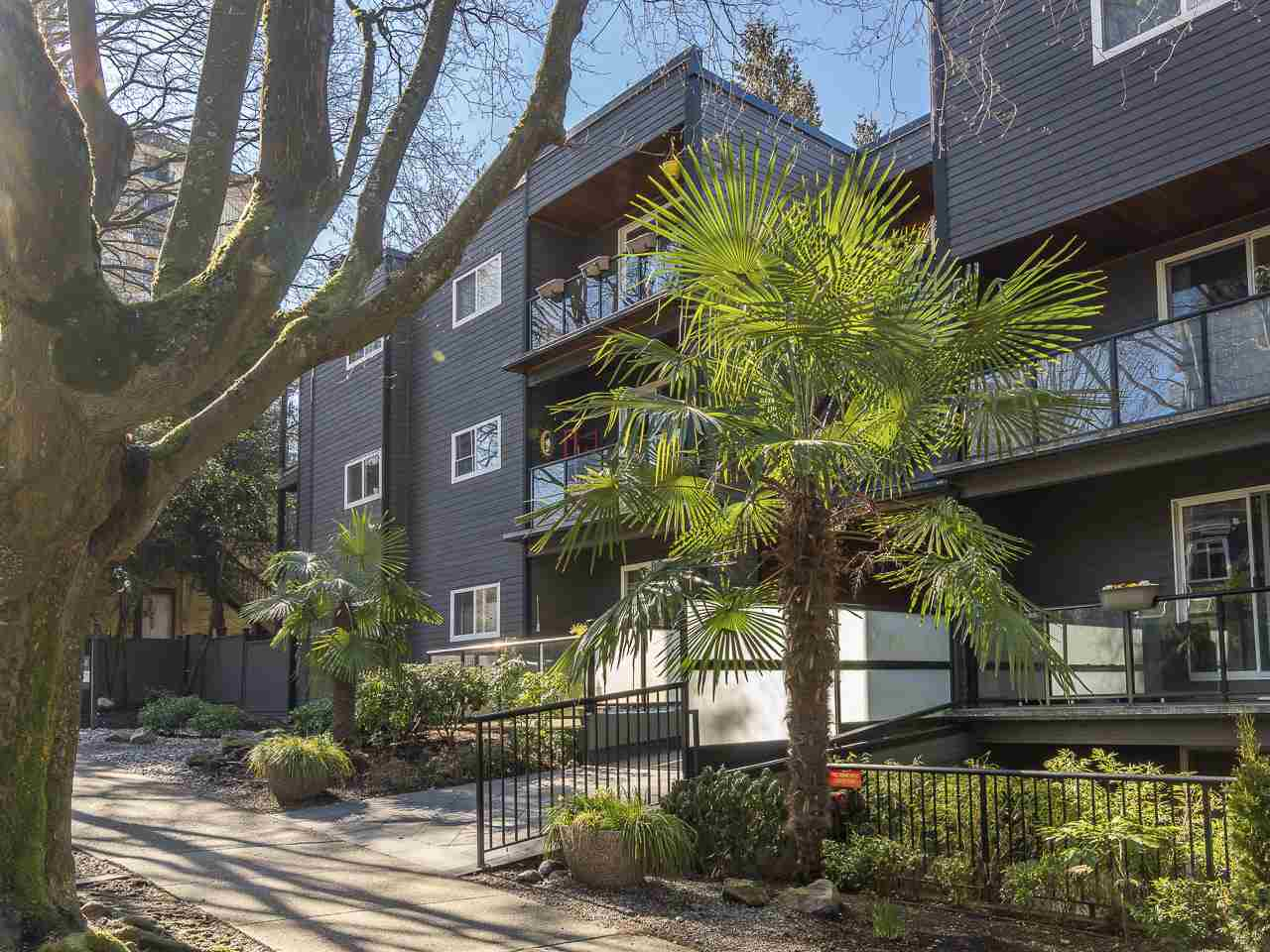 204 1550 BARCLAY STREET - West End VW Apartment/Condo for sale, 1 Bedroom (R2542349)