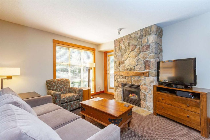 307A 2036 LONDON LANE - Whistler Creek Apartment/Condo for sale, 1 Bedroom (R2542383)