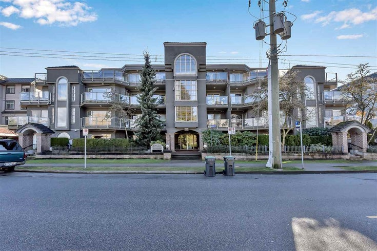 301 2360 WILSON AVENUE - Central Pt Coquitlam Apartment/Condo for sale, 2 Bedrooms (R2542399)