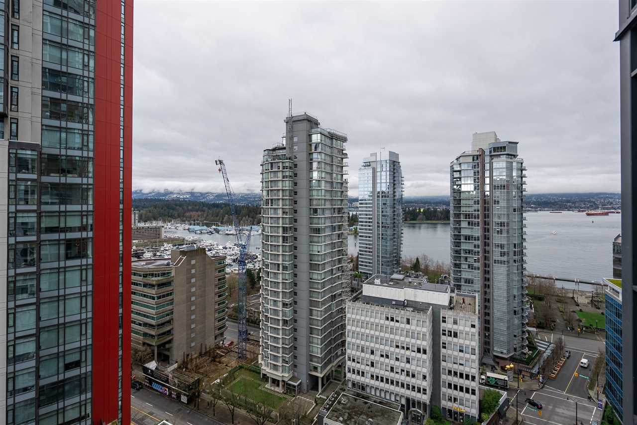 2101 1189 MELVILLE STREET - Coal Harbour Apartment/Condo for sale, 2 Bedrooms (R2542400)