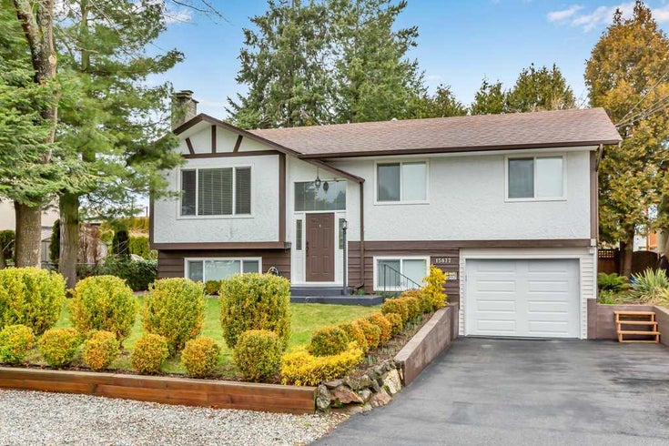 15877 PROSPECT CRESCENT - White Rock House/Single Family for sale, 5 Bedrooms (R2542414)