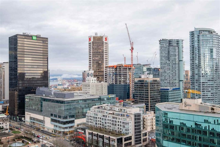 2220 938 SMITHE STREET - Downtown VW Apartment/Condo for sale, 1 Bedroom (R2542428)