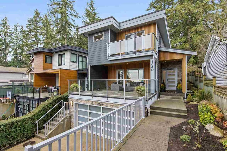 1640 LANGWORTHY STREET - Lynn Valley House/Single Family for sale, 5 Bedrooms (R2542432)