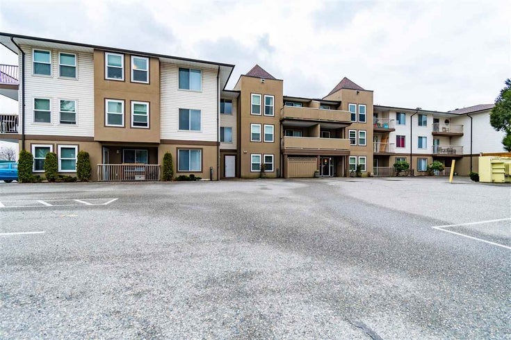 303 45702 WATSON ROAD - Vedder S Watson-Promontory Apartment/Condo for sale, 1 Bedroom (R2542433)