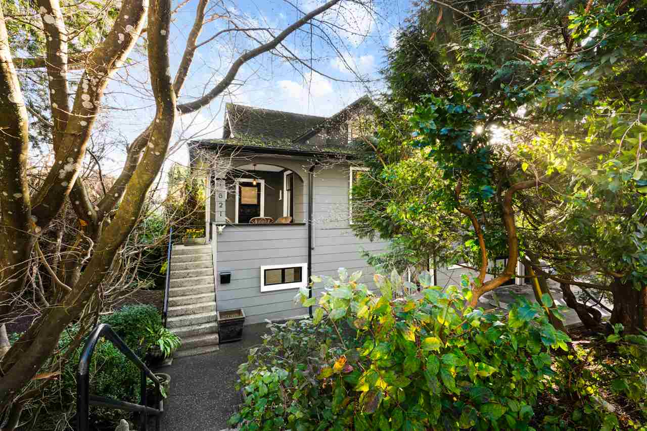 1621 LANGWORTHY STREET - Lynn Valley House/Single Family for sale, 4 Bedrooms (R2542436) - #1