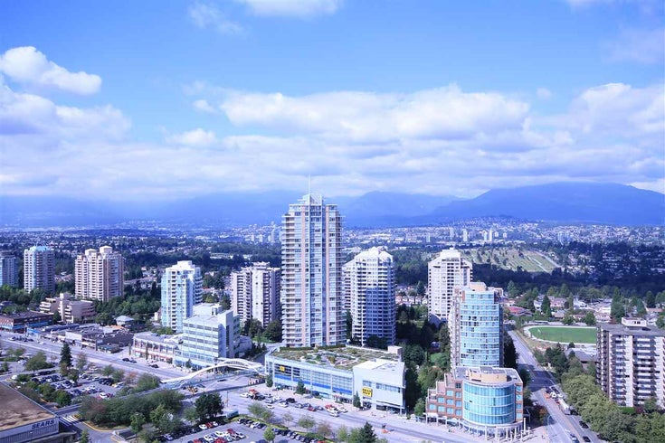3503 4880 BENNETT STREET - Metrotown Apartment/Condo for sale, 2 Bedrooms (R2542437)