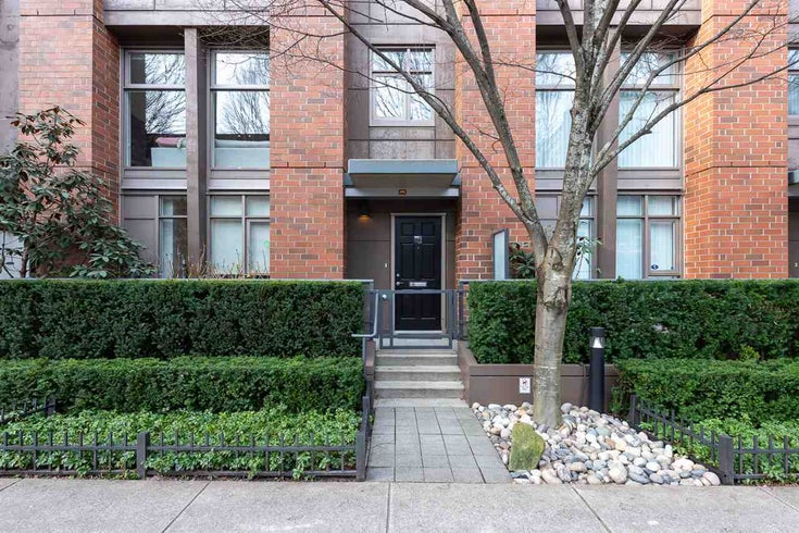 1009 HOMER STREET - Yaletown Townhouse for sale, 3 Bedrooms (R2542443)