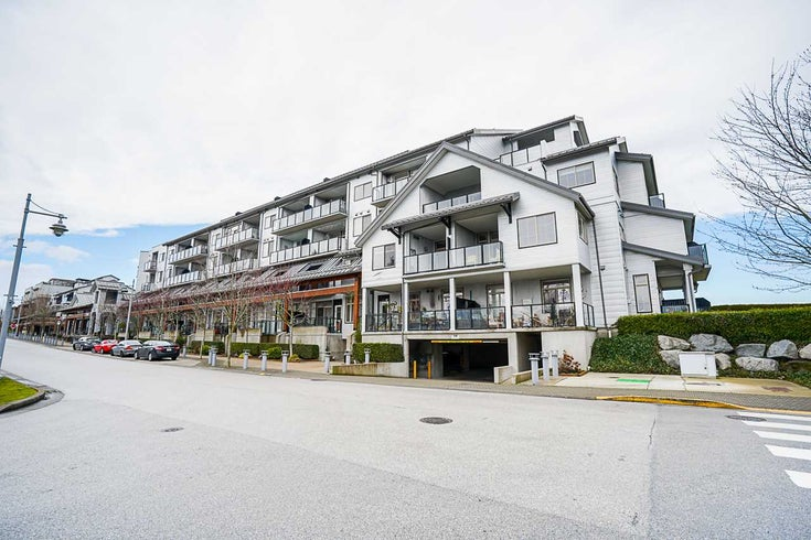 304 6233 LONDON ROAD - Steveston South Apartment/Condo for sale, 2 Bedrooms (R2542462)