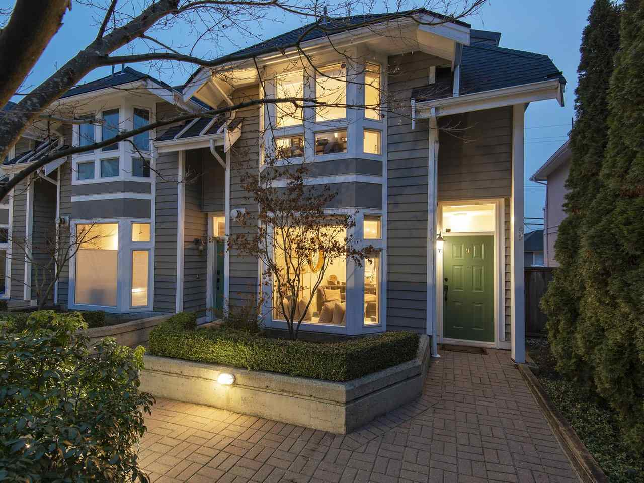 9 233 E 6TH STREET - Lower Lonsdale Townhouse for sale, 2 Bedrooms (R2542522) - #1