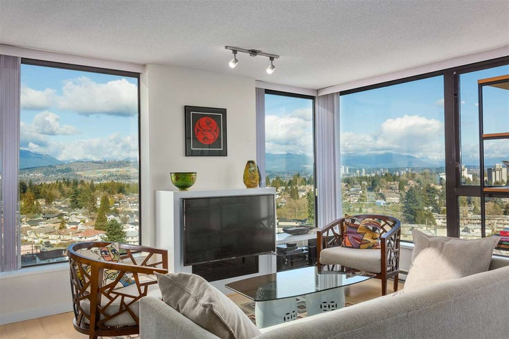 1703 7063 HALL AVENUE - Highgate Apartment/Condo for sale, 2 Bedrooms (R2542546)