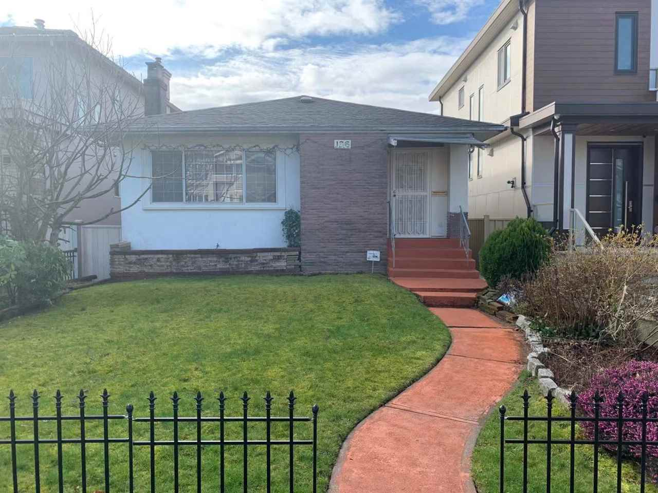 136 E 52ND AVENUE - South Vancouver House/Single Family for sale, 4 Bedrooms (R2542557)