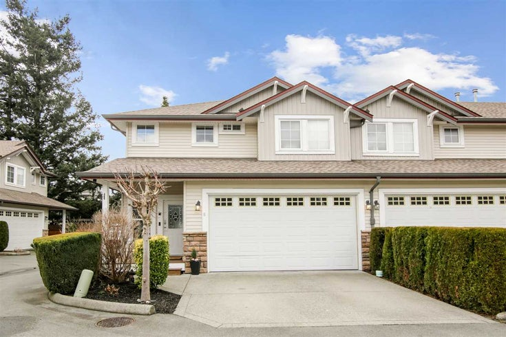 6 45140 SOUTH SUMAS ROAD - Sardis West Vedder Rd Townhouse for sale, 3 Bedrooms (R2542590)