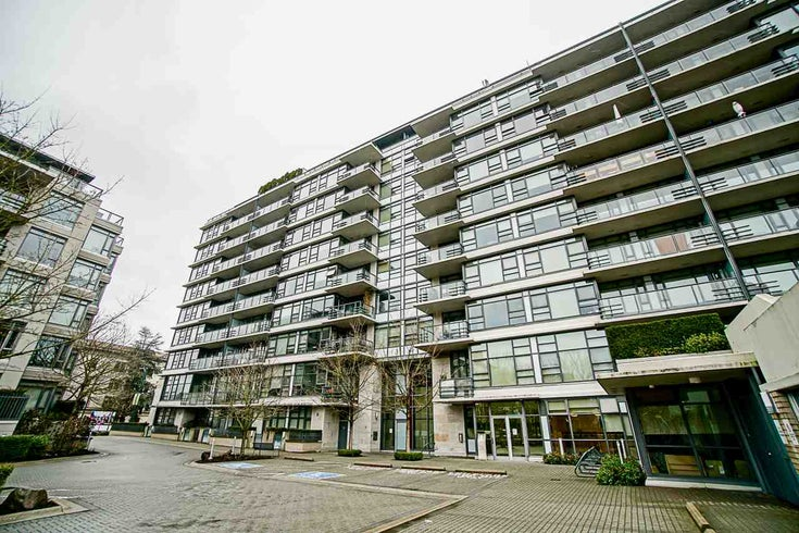 607 2851 HEATHER STREET - Fairview VW Apartment/Condo for sale, 1 Bedroom (R2542613)