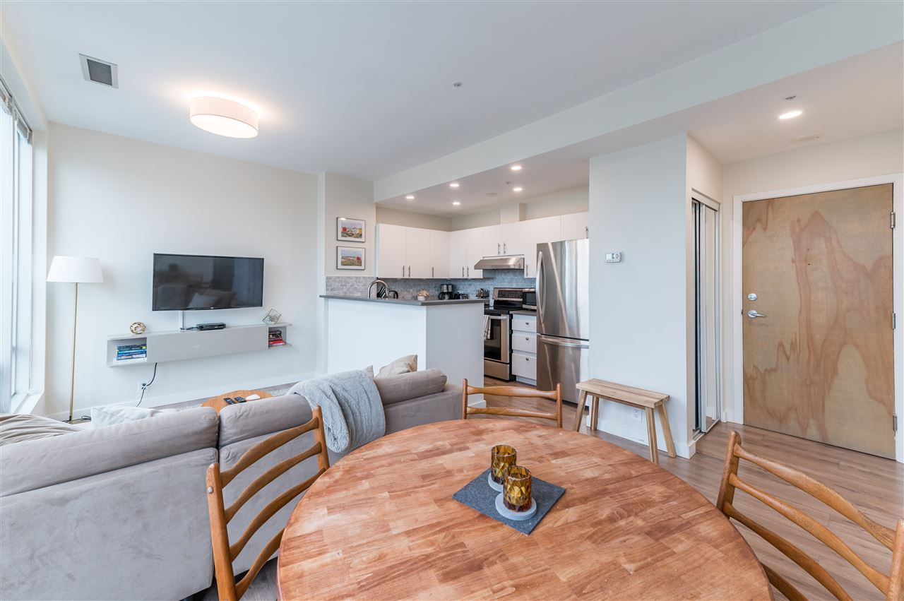 1611 989 NELSON STREET - Downtown VW Apartment/Condo for sale, 1 Bedroom (R2542617)