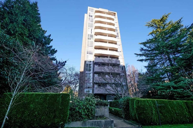 1001 2121 W 38TH AVENUE - Kerrisdale Apartment/Condo for sale, 1 Bedroom (R2542627)