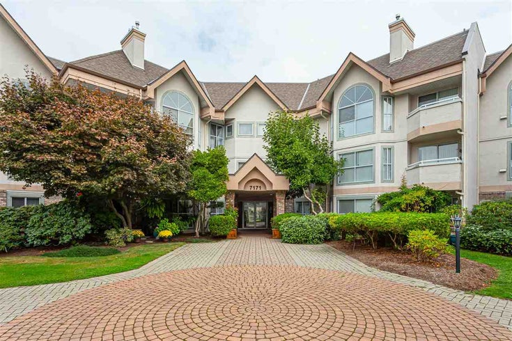 118 7171 121 STREET - West Newton Apartment/Condo for sale, 2 Bedrooms (R2542652)