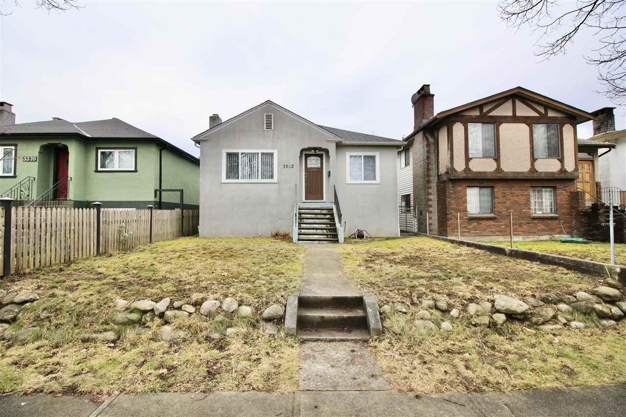 3362 E 28TH AVENUE - Renfrew Heights House/Single Family for sale, 5 Bedrooms (R2542663)