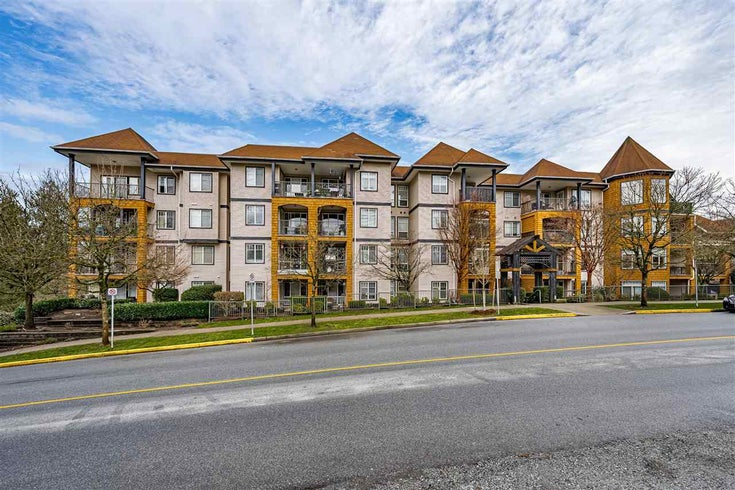 203 12207 224 STREET - West Central Apartment/Condo for sale, 1 Bedroom (R2542688)