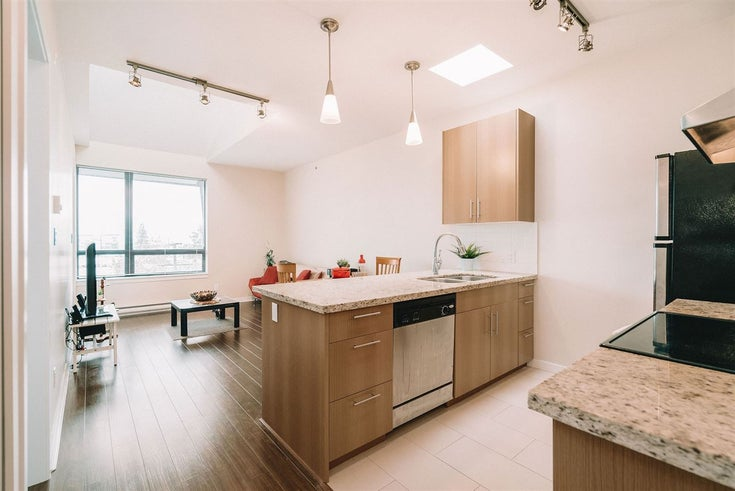 408 5211 GRIMMER STREET - Metrotown Apartment/Condo for sale, 1 Bedroom (R2542693)