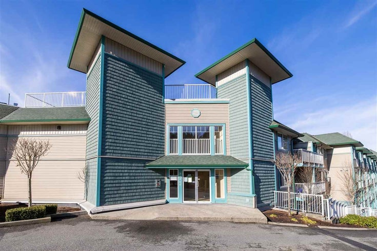 301 33960 OLD YALE ROAD - Central Abbotsford Apartment/Condo for sale, 1 Bedroom (R2542699)