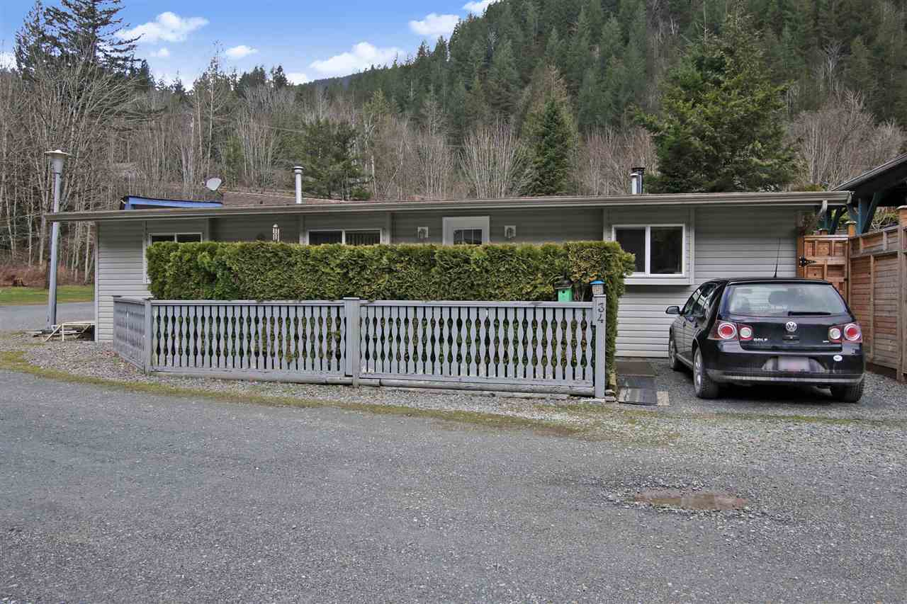 34 1650 COLUMBIA VALLEY ROAD - Columbia Valley for sale(R2542737)