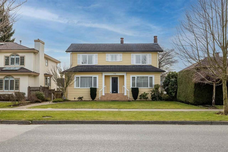 1706 W 57TH AVENUE - South Granville House/Single Family for sale, 4 Bedrooms (R2542753)
