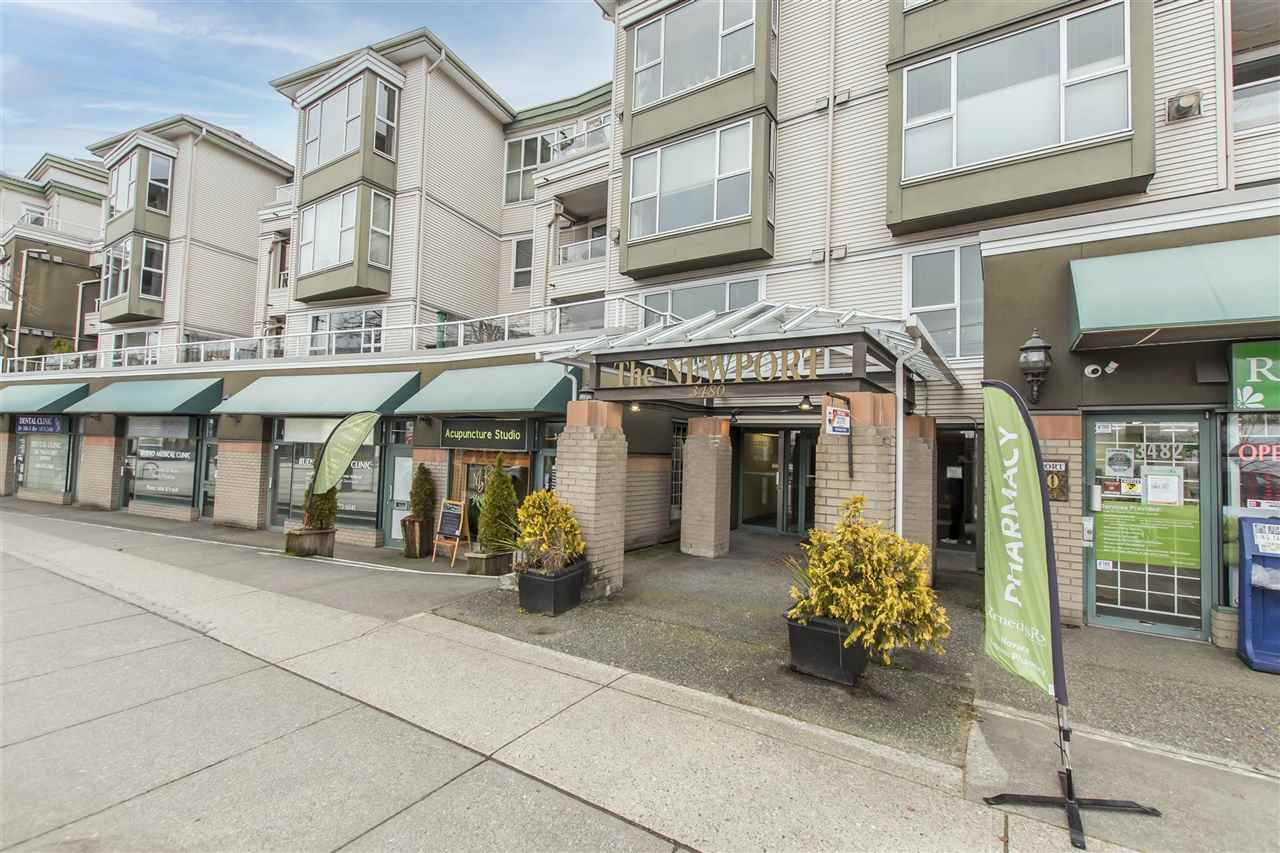 213 3480 MAIN STREET - Main Apartment/Condo for sale, 2 Bedrooms (R2542756) - #1