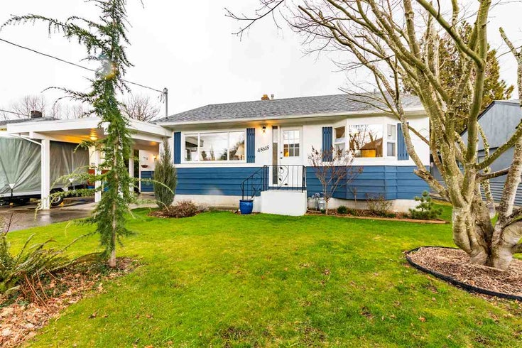 45615 HERRON AVENUE - Chilliwack N Yale-Well House/Single Family for sale, 3 Bedrooms (R2542777)