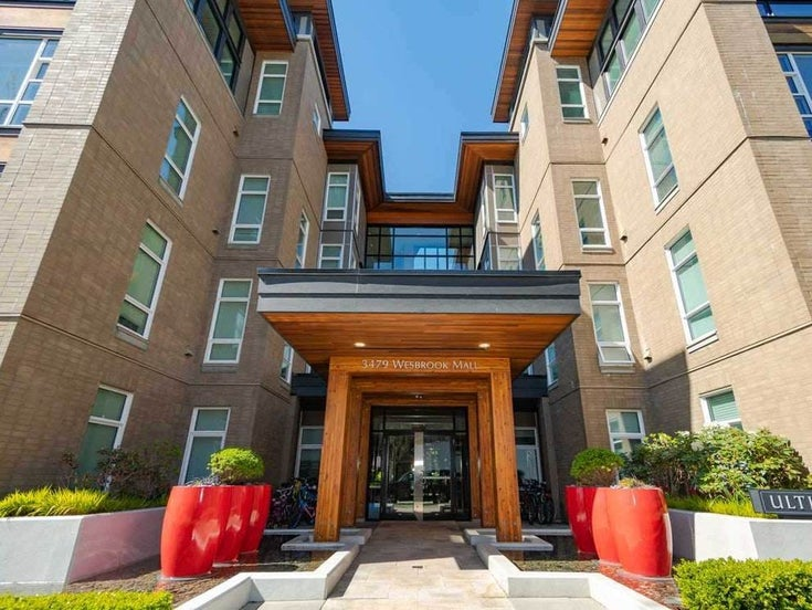 303 3479 WESBROOK MALL - University VW Apartment/Condo for sale, 2 Bedrooms (R2542797)