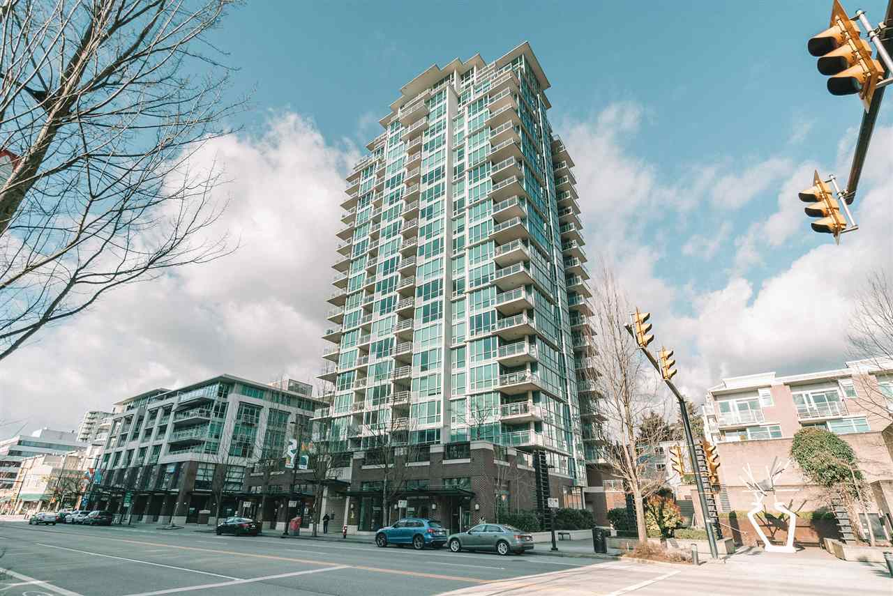 1004 138 E ESPLANADE - Lower Lonsdale Apartment/Condo for sale, 1 Bedroom (R2542815) - #1