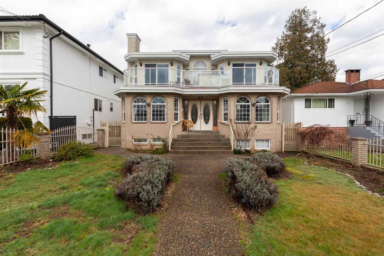 1005 E 54TH AVENUE - South Vancouver House/Single Family for sale, 10 Bedrooms (R2542825)