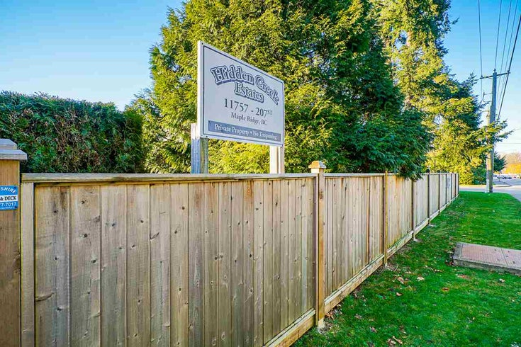 6 11757 207 STREET - Southwest Maple Ridge Townhouse for sale, 3 Bedrooms (R2542856)