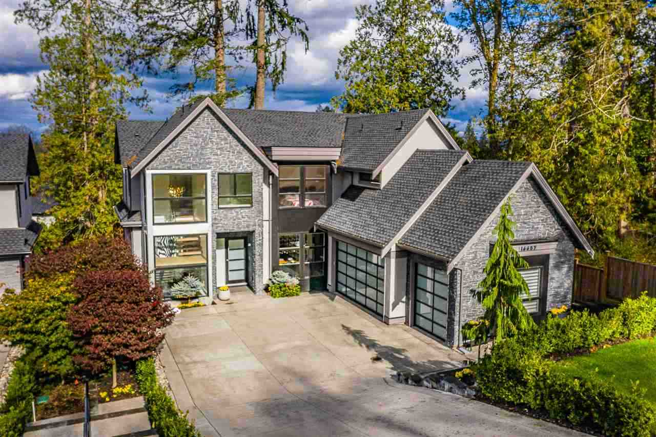 16657 MCNAIR DRIVE - Grandview Surrey House/Single Family for sale, 5 Bedrooms (R2542868) - #1