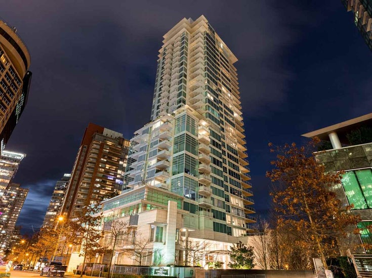 902 1139 W CORDOVA STREET - Coal Harbour Apartment/Condo for sale, 2 Bedrooms (R2542938)