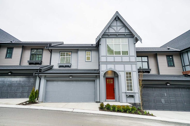 48 3552 VICTORIA DRIVE - Burke Mountain Townhouse for sale, 4 Bedrooms (R2542956)