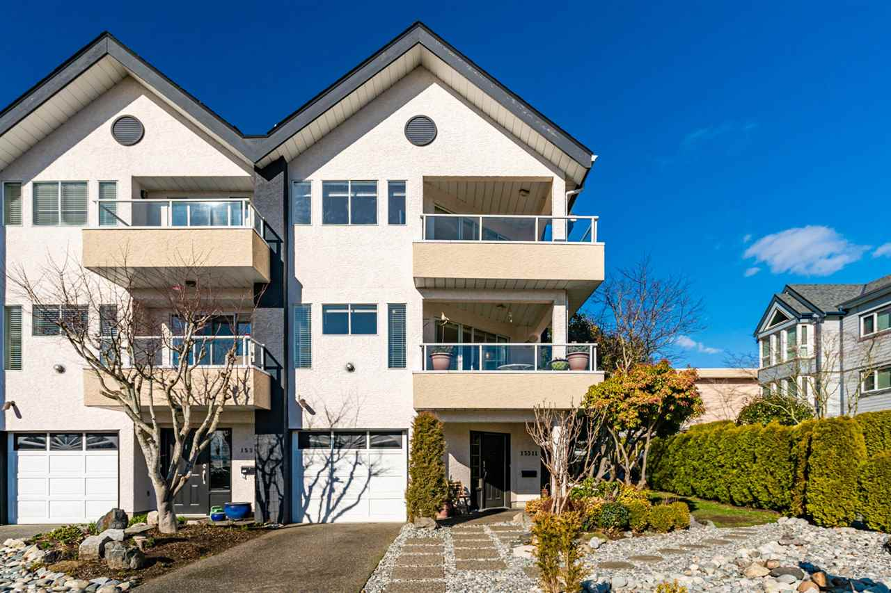 15311 ROPER AVENUE - White Rock Townhouse for sale, 3 Bedrooms (R2542982) - #1