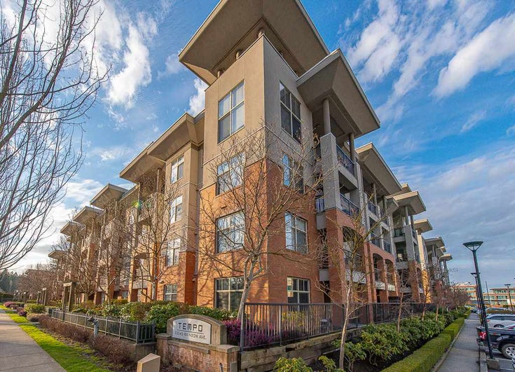 117 33545 RAINBOW AVENUE - Central Abbotsford Apartment/Condo for sale, 2 Bedrooms (R2543014)