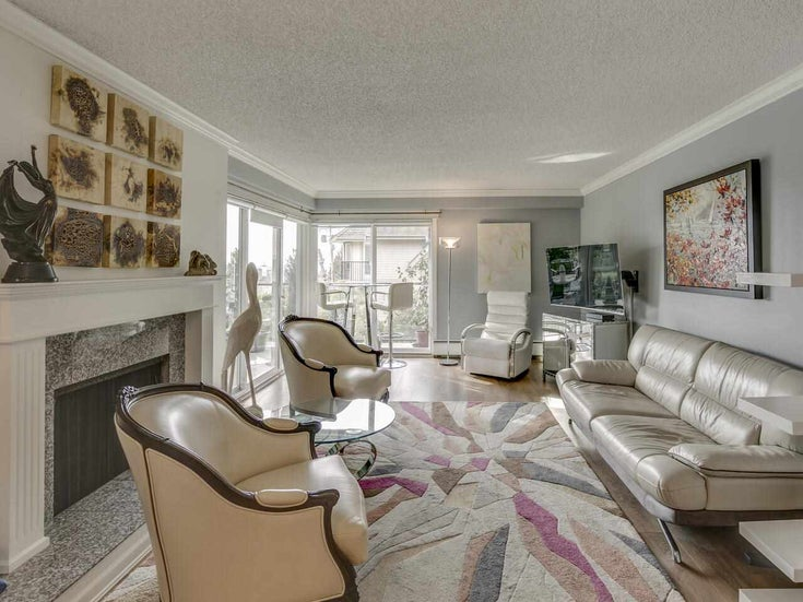 205 1515 CHESTERFIELD AVENUE - Central Lonsdale Apartment/Condo for sale, 2 Bedrooms (R2543051)