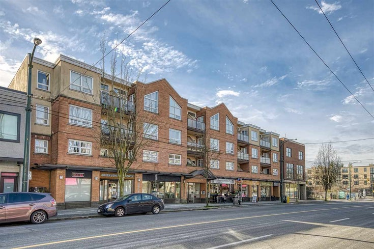 212 3638 W BROADWAY - Kitsilano Apartment/Condo for sale, 2 Bedrooms (R2543062)