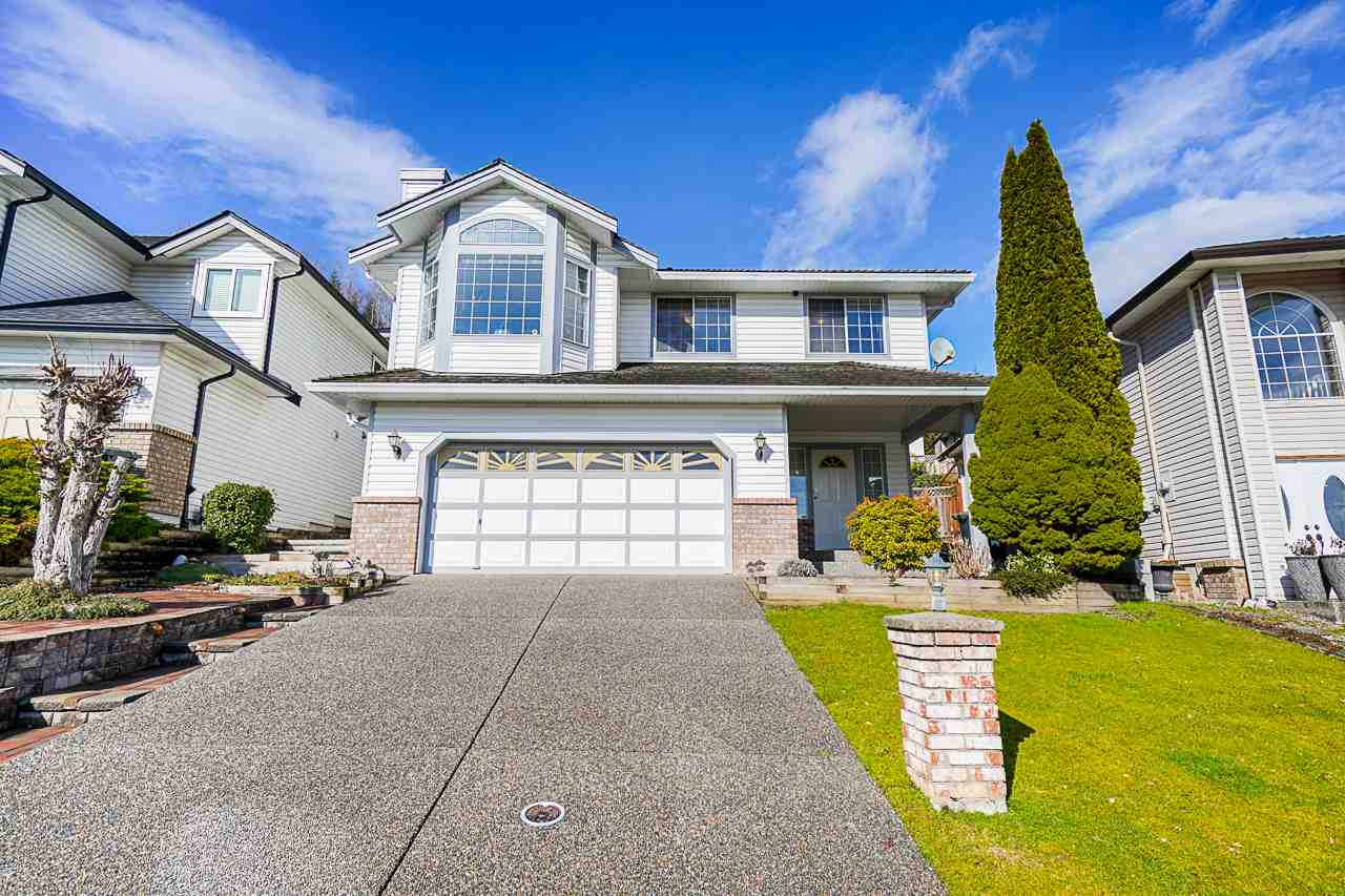 3181 SYLVIA PLACE - Westwood Plateau House/Single Family for sale, 4 Bedrooms (R2543087) - #1