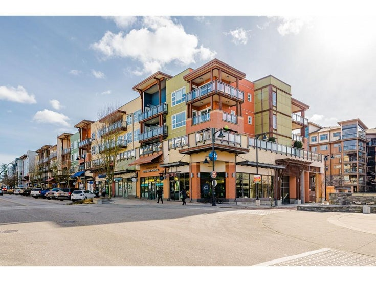 412 20728 WILLOUGHBY TOWN CENTRE DRIVE - Willoughby Heights Apartment/Condo for sale, 2 Bedrooms (R2543104)