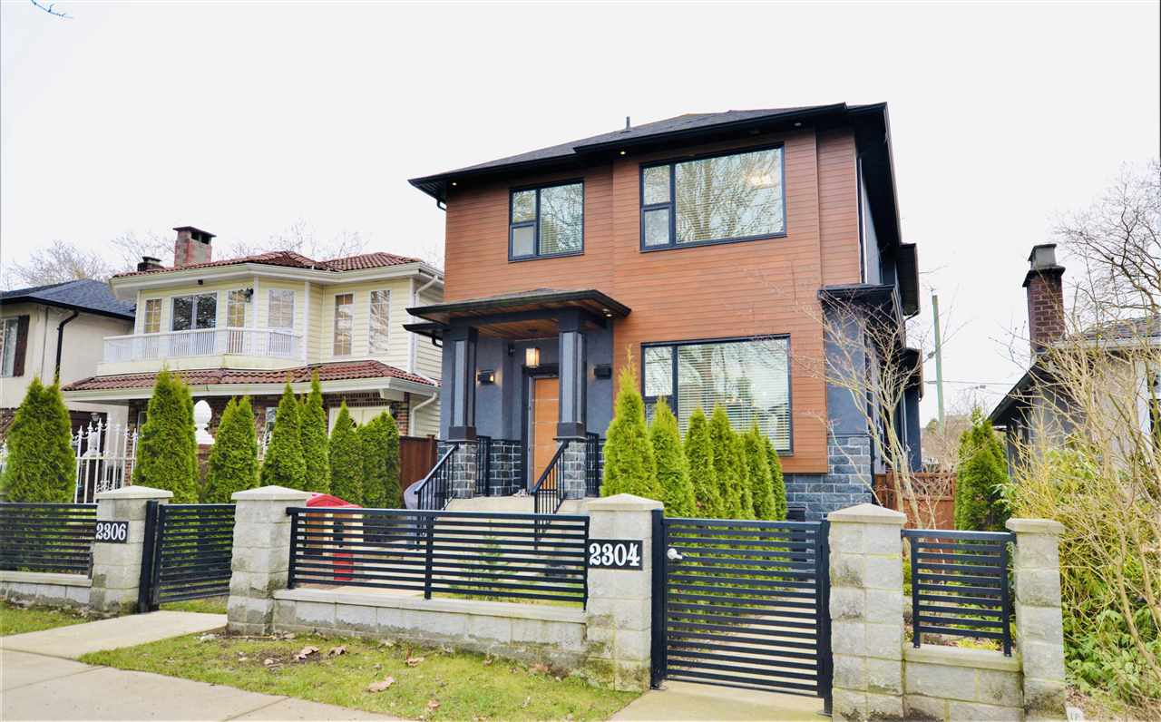 2306 E 28TH AVENUE - Victoria VE 1/2 Duplex for sale, 4 Bedrooms (R2543105) - #1