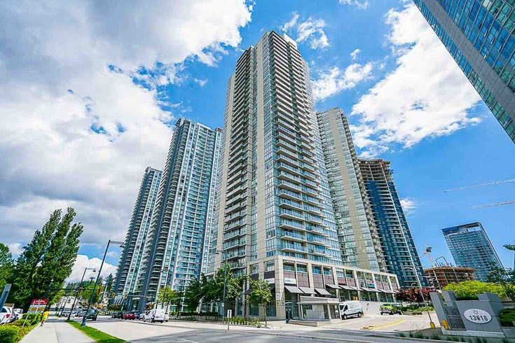 1801 13688 100TH AVENUE - Whalley Apartment/Condo for sale, 1 Bedroom (R2543166)