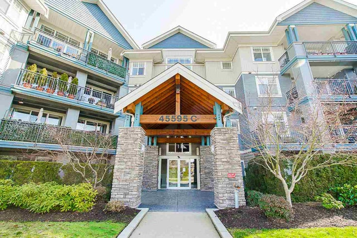 409C 45595 TAMIHI WAY - Vedder S Watson-Promontory Apartment/Condo for sale, 2 Bedrooms (R2543187)